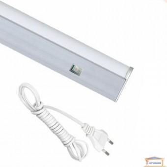 Изображение Светильник мебельный Т5 (шнур+вилка) 4W 042012 купить в procom.ua