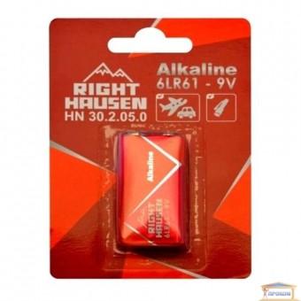 Изображение Батарейка RH 6LR 61 (крона) (HN-302050) купить в procom.ua