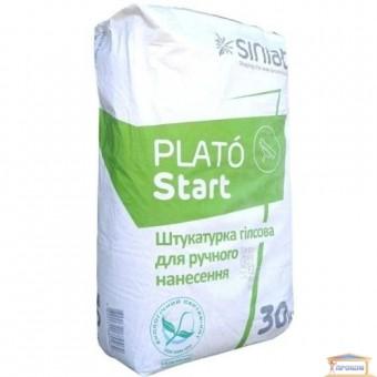 Изображение Шпатлевка Plato старт Украина 30кг купить в procom.ua