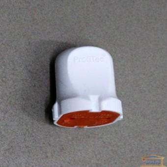 Изображение Гнездо штепсельное  белое 4мм  Profitec