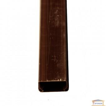 Изображение Короб 25*16 мм длина 2000мм темн.коричневый купить в procom.ua
