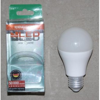 Изображение Лампа Лед OSH A60 14W E27 160ш 4000K купить в procom.ua