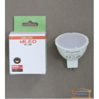 Изображение Лампа светодиодная Classic MR 16 6W  4000k