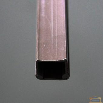 Изображение Короб 16*16 мм длина 2000мм темн.коричневый купить в procom.ua