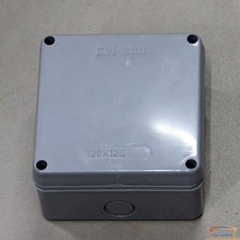 Изображение Коробка распред накладн 120*120*60мм IP65 купить в procom.ua