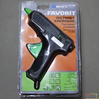 Изображение Пистолет электрический для клея 11мм 40 Вт (12-100) купить в procom.ua