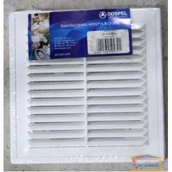 Изображение Решетка вентиляционная Dospel D/150 RW (007-0170)