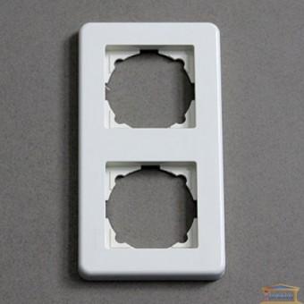 Изображение Рамка 2-я горизонт. кремовая Right Hausen VELENA (HN-011143) купить в procom.ua