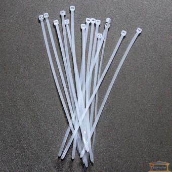 Изображение Стяжка кабельная 200*4 мм