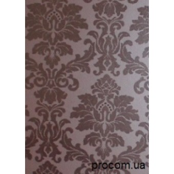 Изображение Плитка Дамаско 25*40 коричневый купить в procom.ua