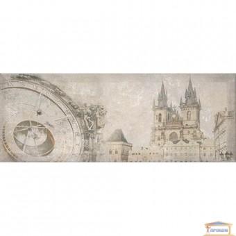 Изображение Декор Антика-1  15*40 серый