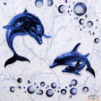 Изображение Декор Аква трио 20*30 синий