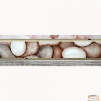 Изображение Фриз Сакура 45*2,5см камни купить в procom.ua