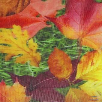 Изображение Плитка Антей 3D 33*33 осен.листья 2