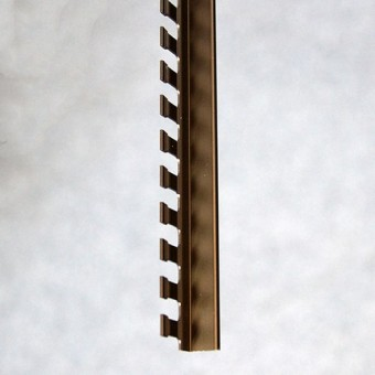 Изображение Профиль гибкий для плитки бронза 2,7м. В-10 купить в procom.ua