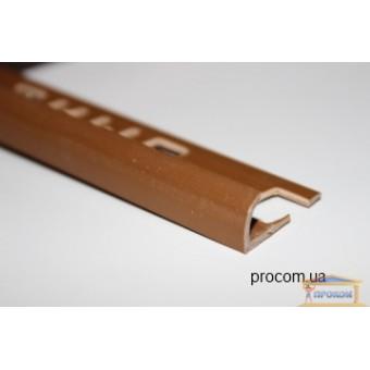 Изображение Угол для плитки наружный (однотонный) 2,5м купить в procom.ua
