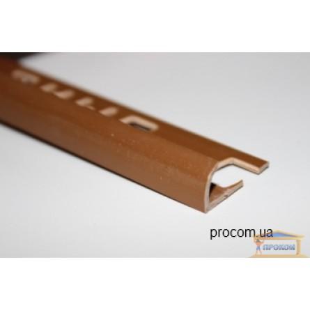 Изображение Угол для плитки наружный (однотонный) 2,5м купить в procom.ua - изображение 1