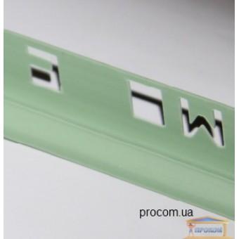 Изображение Угол для плитки внутренний (однотонный) 2,5м купить в procom.ua