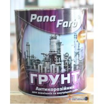 Изображение Грунт ГФ-021 Панафарб 2,8кг серый купить в procom.ua