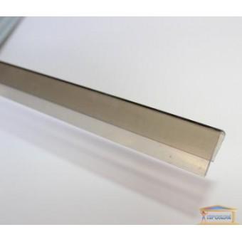 Изображение Профиль торцевой для пол/кар толщ. 10мм длина 2,10м бронза