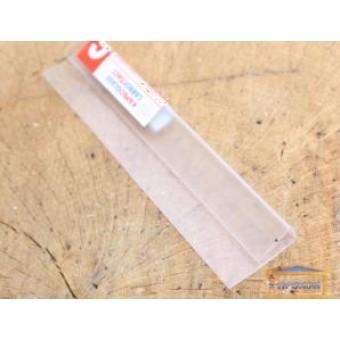 Изображение Профиль торцевой для поликарбоната (2,10 м) 4 мм прозрачный