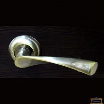 Изображение Ручка дверная Grand AL Nika AB бронза купить в procom.ua