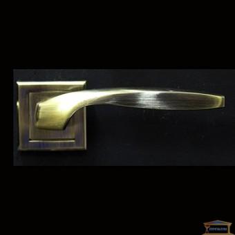 Изображение Ручка дверная Manera AL-0159 (AB) античная бронза купить в procom.ua