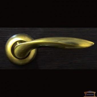 Изображение Ручка дверная Grand AL Arussa SH Coffee Shiny купить в procom.ua