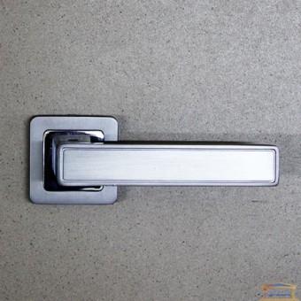 Изображение Ручка дверная Grand AL Prime SNPB сатин,золото купить в procom.ua