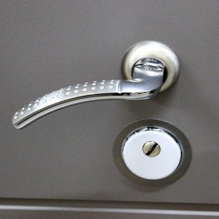 Изображение Дверь метал. ПК 175 левая 860 мм софт темный беж купить в procom.ua - изображение 5