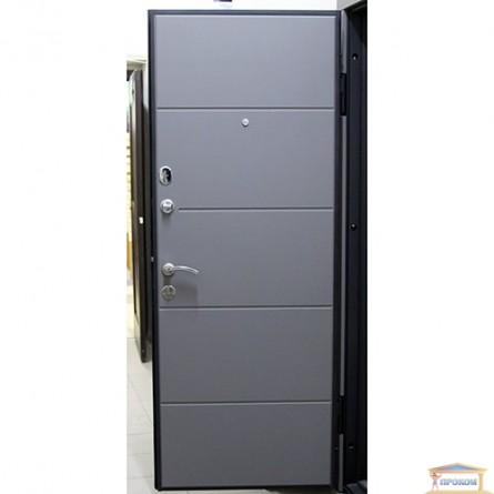 Изображение Дверь метал. ПК 175 левая 860 мм софт темный беж купить в procom.ua - изображение 2