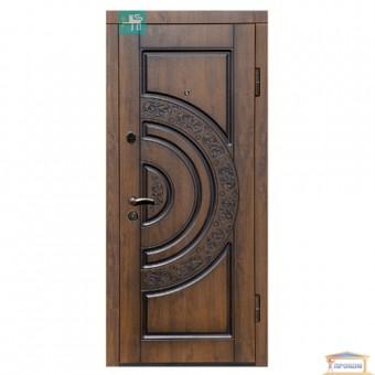 Изображение Дверь метал. ПВ 82 V правая 960мм дуб тем.патина купить в procom.ua