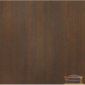 Изображение Наличник ПВХ DeLuxe 70*8 полукруглый (стоевый 2м) каштан