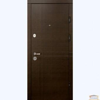 Изображение Дверь метал. ПК 180/161 Элит вен/гор.т/шал 960 К-100 ноч пра купить в procom.ua