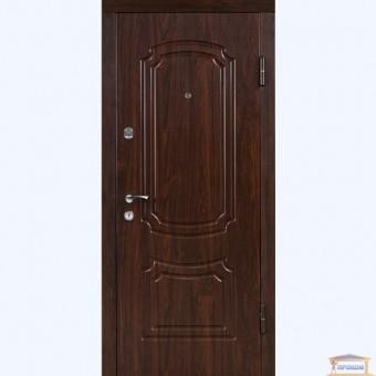 Изображение Дверь метал. ПБ 01 правая 960 мм орех коньячный