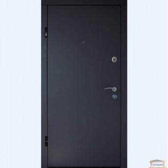 Изображение Дверь метал. ПУ 161 960мм Царга венге левая купить в procom.ua