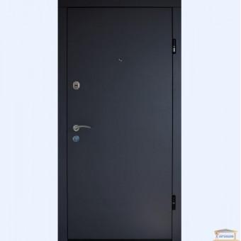 Изображение Дверь метал. ПУ 161 960мм Царга венге правая купить в procom.ua