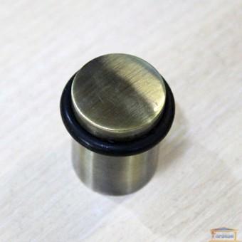 Изображение Упор дверной DS013 AB античная бронза купить в procom.ua