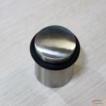 Изображение Упор дверной DS013 SN матовый никель купить в procom.ua