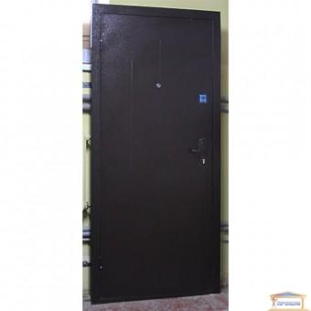 Изображение Дверь входная металлическая ПС 50М-2 левая 980мм