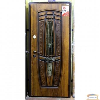 Изображение Дверь метал. Комфорт Пегас 870мм VIN дуб з.пат  правая ковка