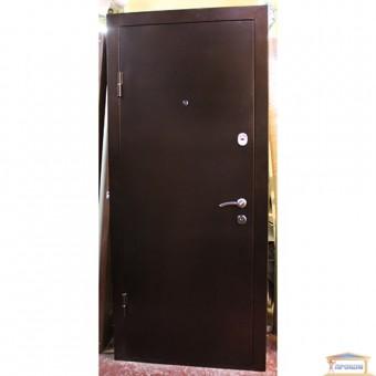 Изображение Дверь входная металлическая ПУ 112Н Левая 860 мм Белый матовый купить в procom.ua
