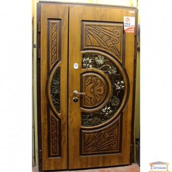 Изображение Дверь метал. Комфорт Адамант 1200 NEW VIN з.дуб пат прав ков