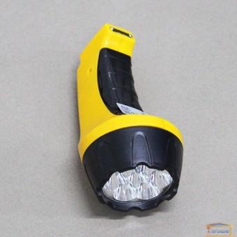 Изображение Фонарь ТН 2294 желтый 7 LED (аккум.)