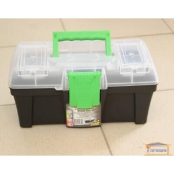 Изображение Ящик для инструм. GREEN BOX 12 пласт 79V212 купить в procom.ua