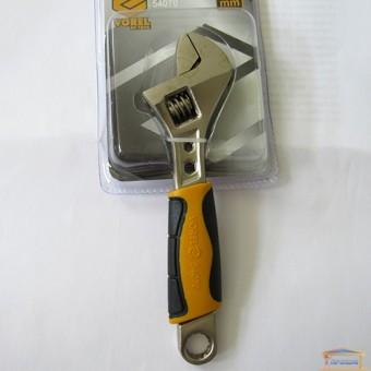 Изображение Ключ разводной 150мм VOREL 54070 купить в procom.ua