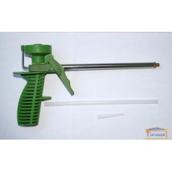 Изображение Пистолет для пены пластиковая ручка (12-070) купить в procom.ua