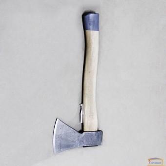 Изображение Топор с ручкой кованный 0,4кг 05V040 купить в procom.ua