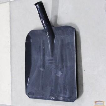 Изображение Лопата для снега металлическая без черенка 70-881