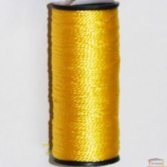 Изображение Нить капроновая желтая 375 текс.69-593